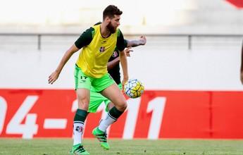 Santa Cruz trabalha para derrota na Sul-Americana não interferir na Série A