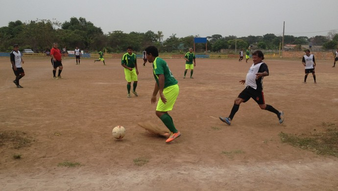 Futebol Master de Guajará-Mirim, RO (Foto: Júnior Freitas)