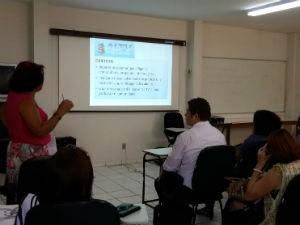 Primeira reunião ALTV na Sala de Aula 2015 (Foto: Divulgação / TV Gazeta )