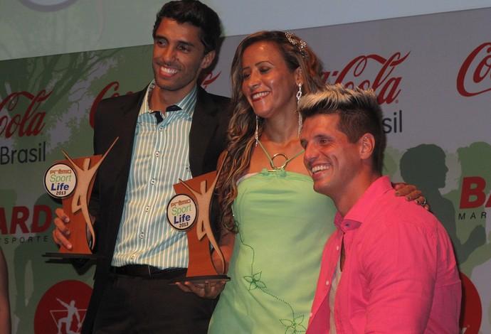 Prêmio Sport Life - Fernando Fernandes (Foto: Alessandra Colturato)