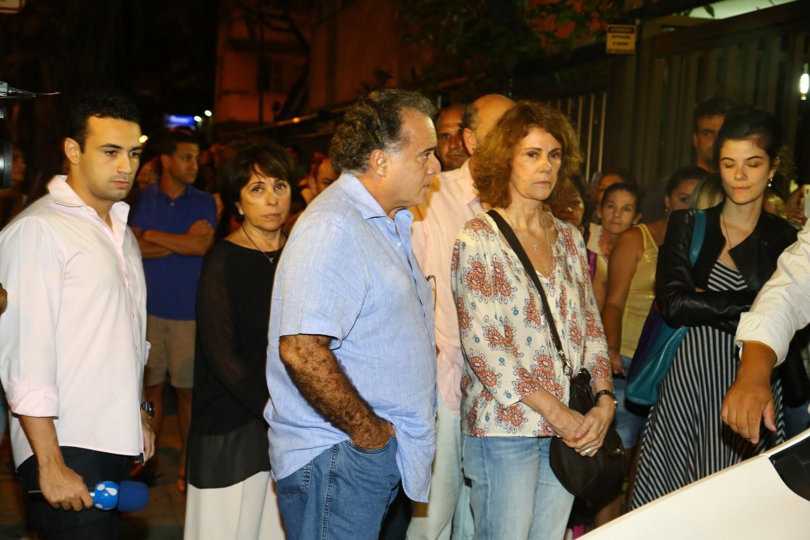 Tony Ramos (Foto: Marcello Sá Barretto e JC Pereira/AgNews)
