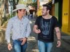 Bruno Nassy e Thiago preparam CD: 'Nada de sofrência'