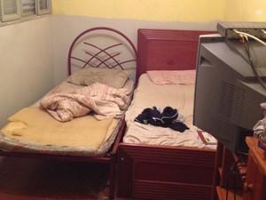 Polícia investiga se pai mantinha menina em cárcere privado (Foto: Reprodução / TV TEM)