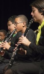 Banda Sinfônica Juvenil do Guri (Foto: Roberta Borges/Divulgação)