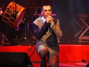 Arnaldo Antunes (Foto: Alexandre Durão/G1)