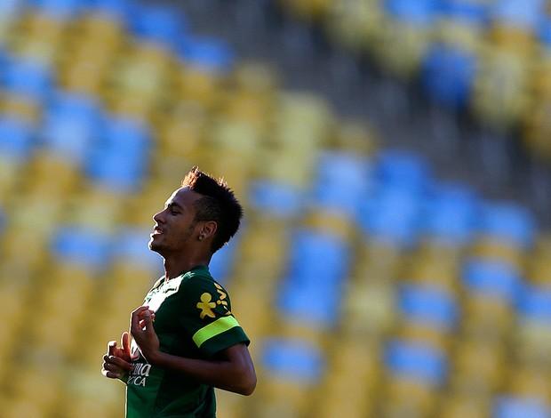 neymar brasil treino maracanã (Foto: Agência Reuters)