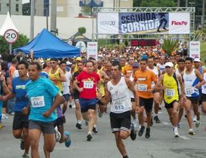 No ano passado, a corrida reuniu mais de 1,5 mil participantes (Foto: Divulgação)
