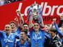 Dia de festa: Rangers comemoram título da segunda divisão escocesa