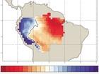 Mudança climática levará seca ao leste da Amazônia e chuva ao oeste