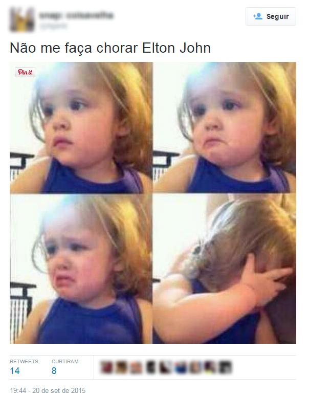 Memes da terceira noite do Rock in Rio (Foto: Twitter / Reprodução)