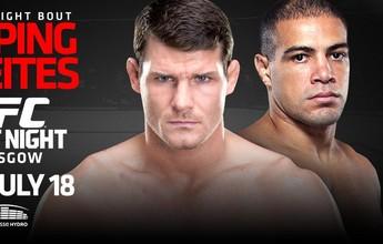 Thales Leites enfrenta Michael Bisping na luta principal do UFC Escócia