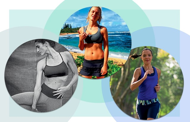 Da esquerda para a direita: Cynthia Howlett, Fiorella Mattheis e Patricia Birman (Foto: Cadu Vigilia, Reprodução/Instagram e Divulgação)