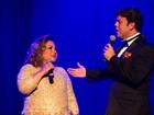 Ângela Maria e Márcio Gomes fazem show no Sesc Casa do Comércio