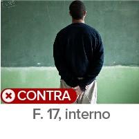 Interno F. (Foto: Arte/G1)