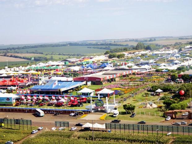 Show Rural começa nesta segunda-feira (4), em Cascavel, no oeste do Paraná (Foto: Divulgação / Show Rural)