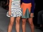 Reserva fecha Fashion Rio com desfile teatral e beijo lésbico