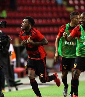 Rodney Wallace Sport (Foto: Marlon Costa/Pernambuco Press)