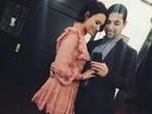 Demi Lovato se declara para o namorado, o ator Wilmer Valderrama