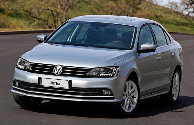 Volkswagen Jetta 2015 (Foto: Divulgação)