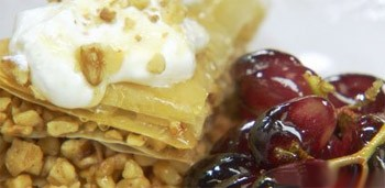Baklava: como fazer o clssico doce grego. (Foto: Reproduo/GNT)
