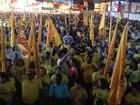 Em convenção estadual, PSB oficializa Camilo para disputar a reeleição