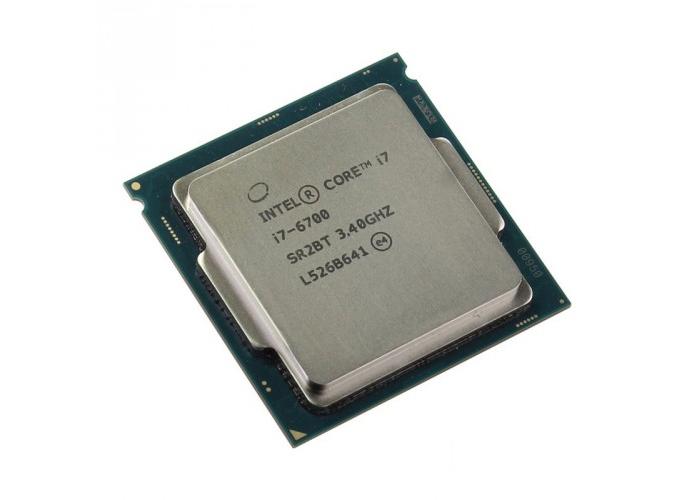 6700 tem desempenho um pouco inferior do que o 6700K (Foto: Divulgação/Intel)