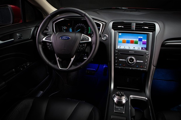 Ford Fusion 2017 (Foto: Divulgação)