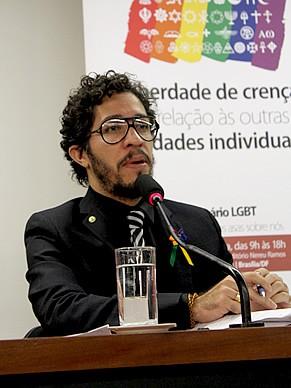 Jean Wyllys, deputado federal pelo PSOL (Foto: Divulgação)