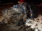 Em 6 horas, acidentes deixam três mortos nas rodovias federais de SC