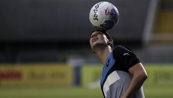 Jean, Botafogo (Foto: Vitor Silva / SSPress)