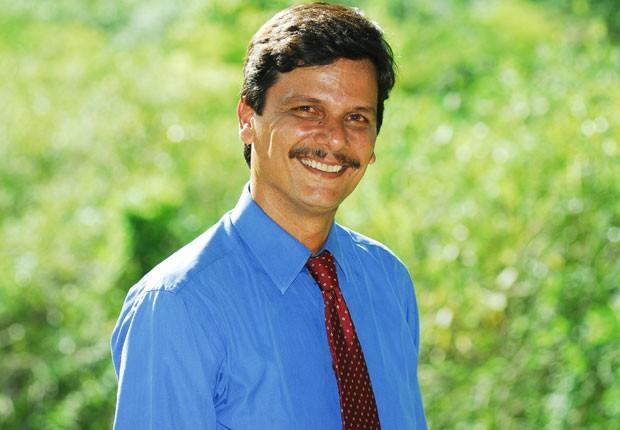 Duda Ribeiro na série 'Faça sua história', de 2008 (Foto: TV Globo)