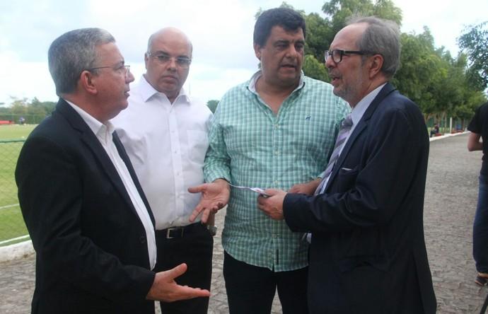 Martorelli presidente Sport (Foto: Williams Aguiar/Sport Club do Recife)