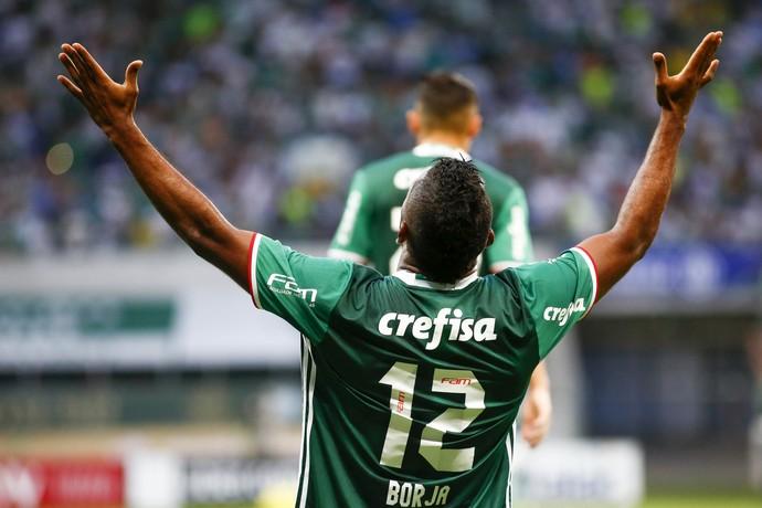 Borja Palmeiras x Ferroviária (Foto: Marco Galvão/Estadão Conteúdo)