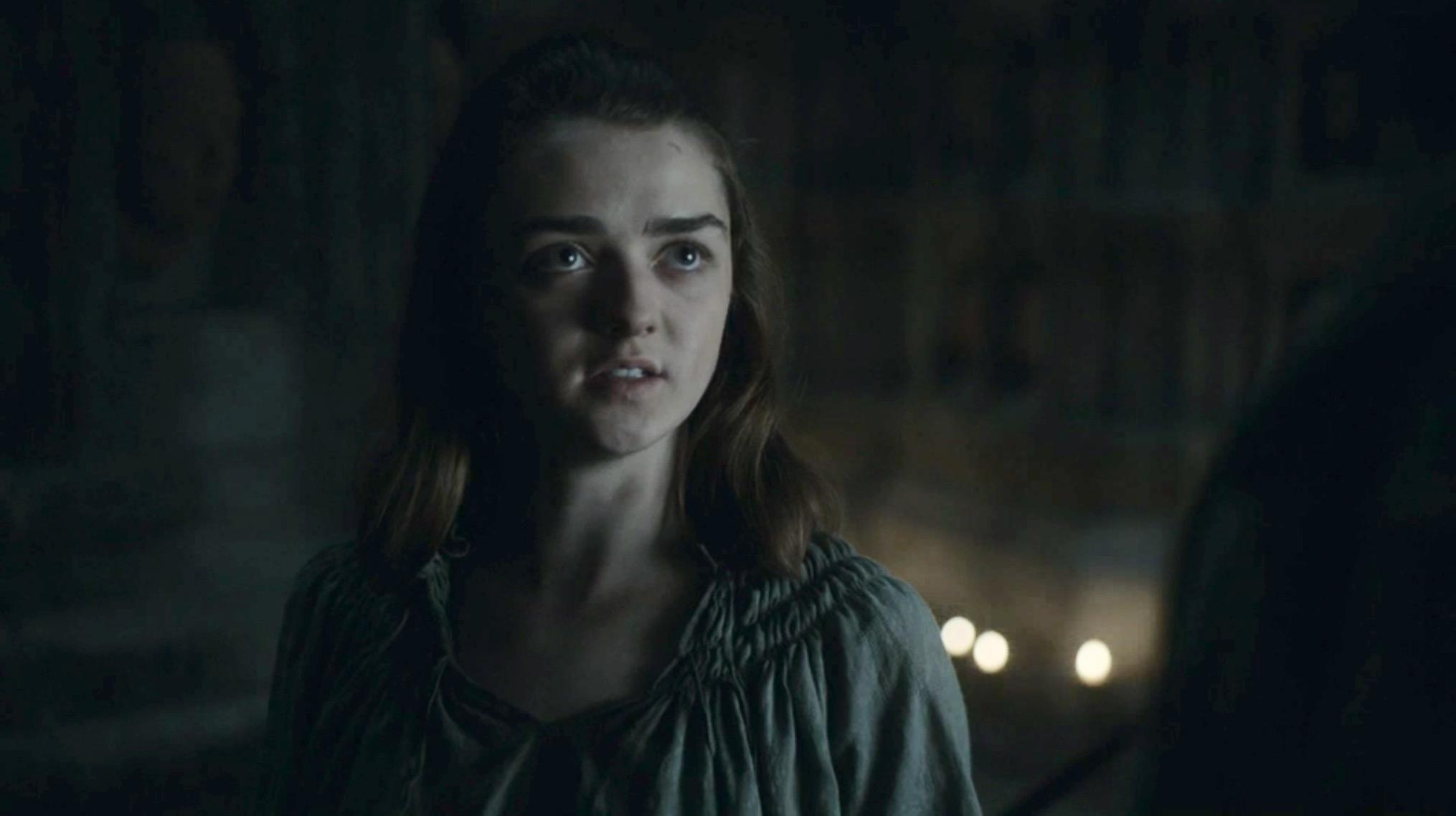Arya Stark: a guerreira de 'Game of Thrones' de a volta por Westeros em busca de abrigo e justiça (Foto: Divulgação )