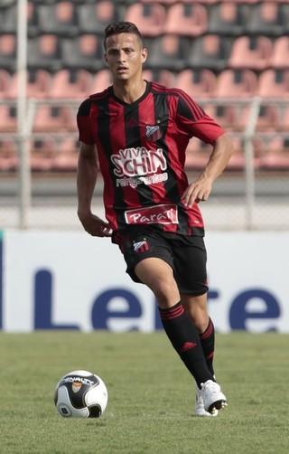 Luiz Felipe, zagueiro do Ituano (Foto: Miguel Schincariol / Ituano FC)