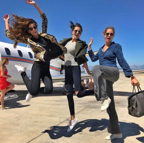 Adriana Lima, Izabel Goulart e Ana Beatriz Barros  (Foto: Divulgação)