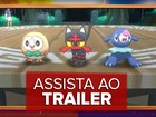 'Pokémon Sun' e 'Pokémon Moon' ganham primeiro trailer