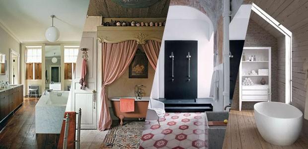 13 salas de banho (Foto: Casa Vogue)