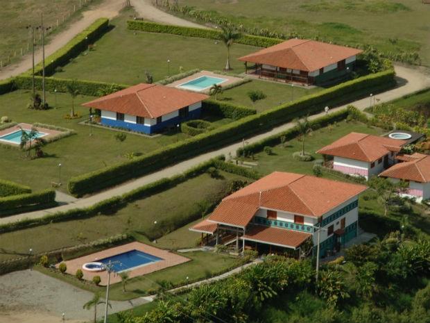 Imóveis em áreas afastadas da cidade são opções para os fins de semana  (Foto: Divulgação)