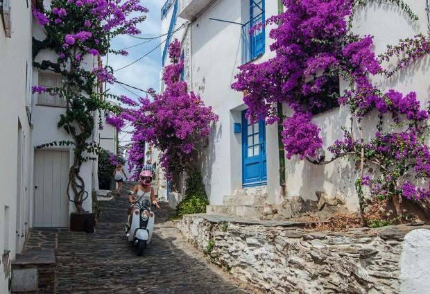 Costa Brava, na Espanha, é refúgio de verão perfeito (Foto: Hermés Galvão)