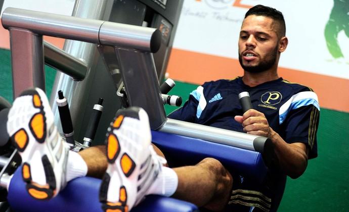 João Paulo Treino Palmeiras (Foto: Marcos Ribolli)
