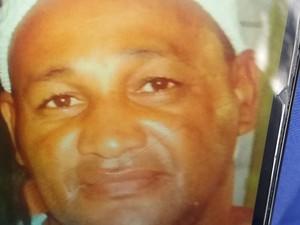Porteiro Dejair, desaparecido em escombros em condomínio (Foto: Arquivo Pessoal)