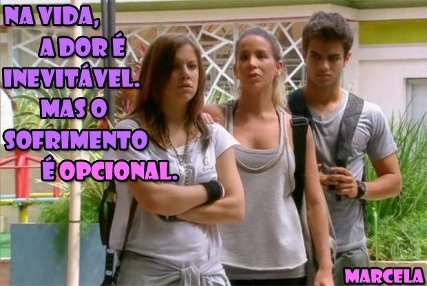 Marcela (Foto: Malhação / TV Globo)