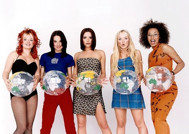 Spice Girls (Foto: Reprodução)