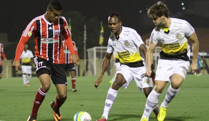 Botafogo x São Bernardo (Foto: Rogério Moroti/Agência Botafogo)
