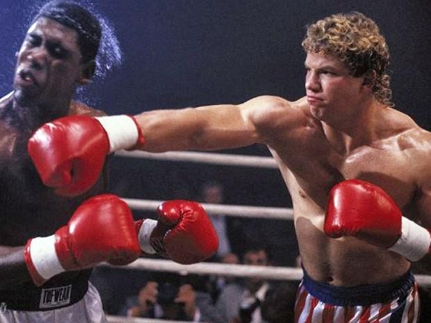Tommy Morrison no filme 'Rocky V' (Foto: Divulgação)