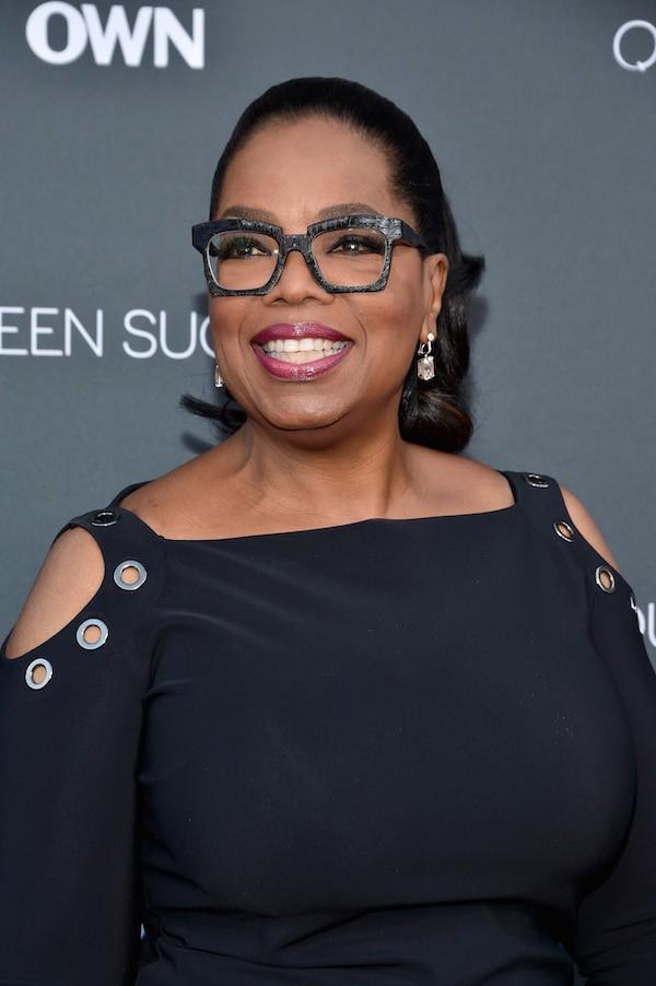 A atriz e apresentadora Oprah Winfrey (Foto: Getty Images)