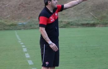 """Argel minimiza jogo da Chape pela Sul-Americana: """"Não quer dizer nada"""""""