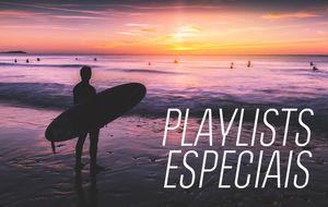 Playlists especiais - Spotify