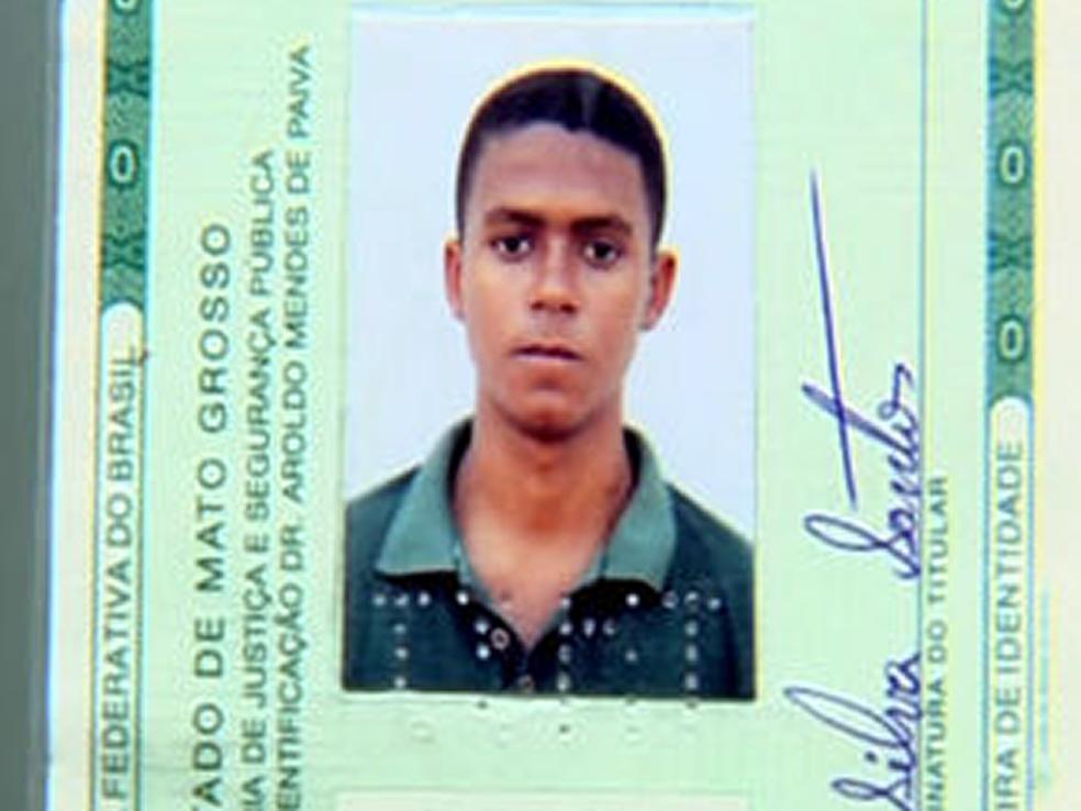 Agente penitenciário foi morto durante motim em 2011 (Foto: TVCA/Reprodução)